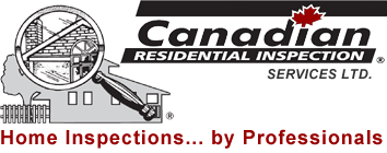 Canadian Residential Home Inspections logo